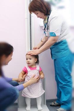 Прием платного педиатра